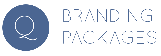 branding packages coming soon